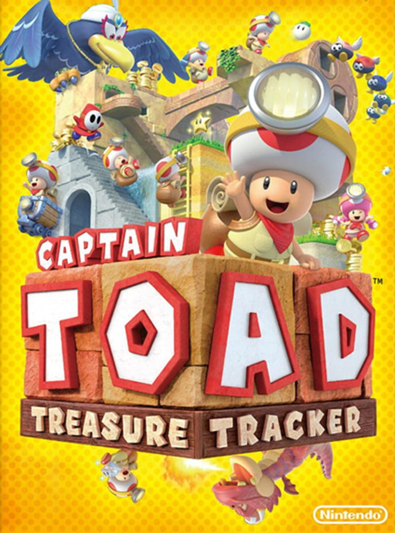 buy Captain Toad: Treasure Tracker cd key for xbox platform