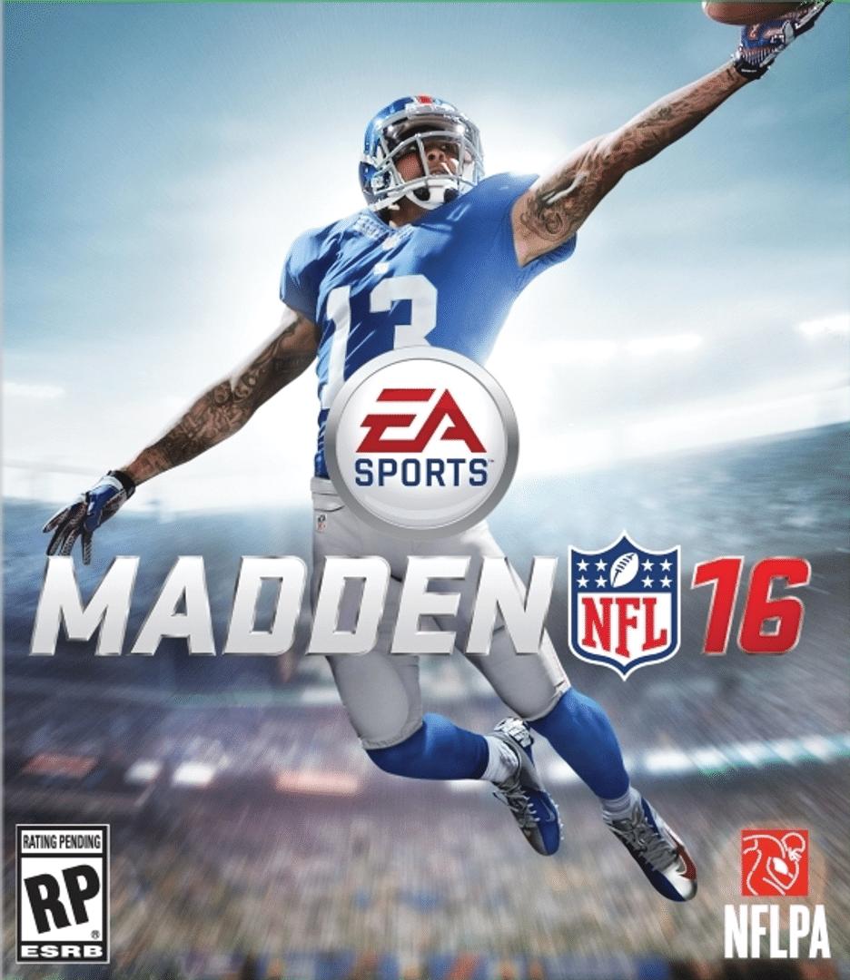 buy Madden NFL 16 cd key for xbox platform