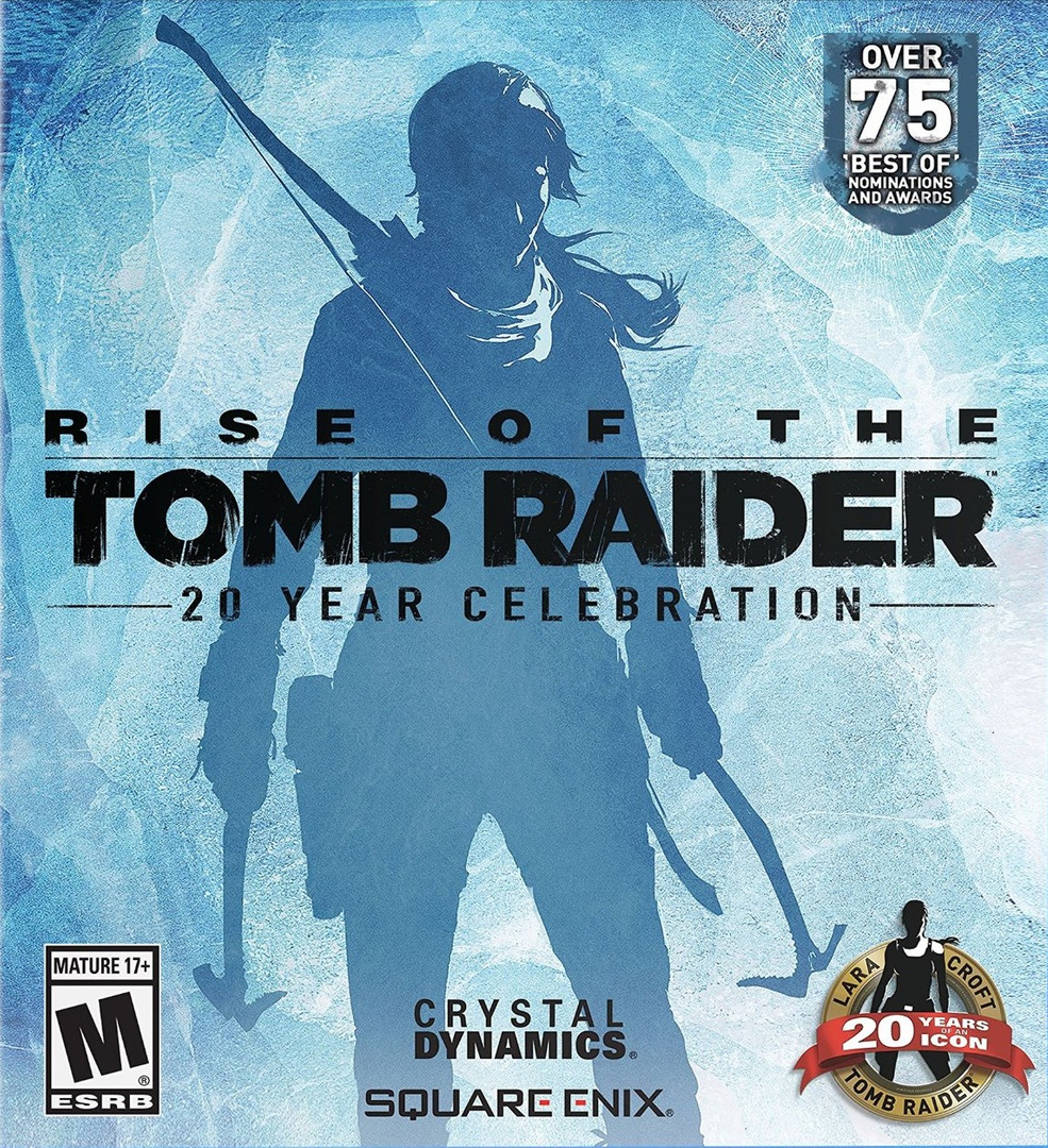 buy Rise of the Tomb Raider: 20 Year Celebration cd key for all platform