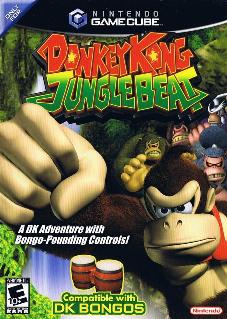 buy Donkey Kong Jungle Beat cd key for wii platform