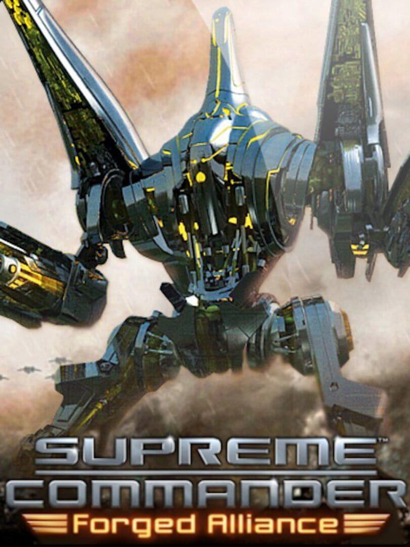 buy Supreme Commander: Forged Alliance cd key for all platform