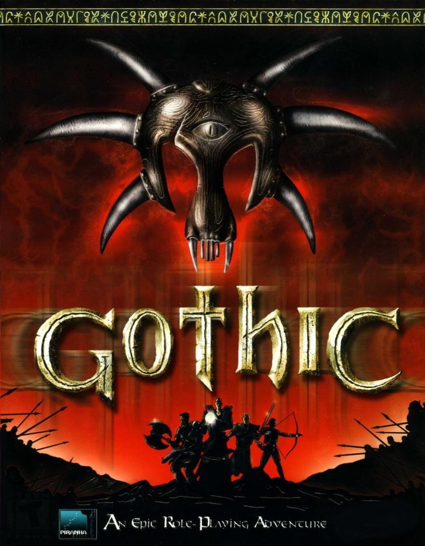 buy Gothic cd key for pc platform