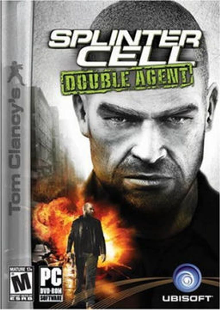 buy Tom Clancy's Splinter Cell: Double Agent cd key for pc platform