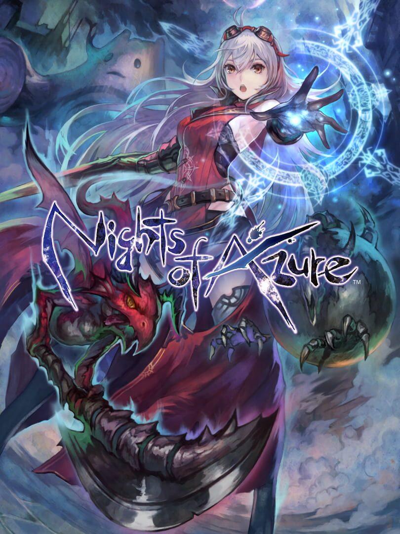 buy Nights of Azure cd key for pc platform