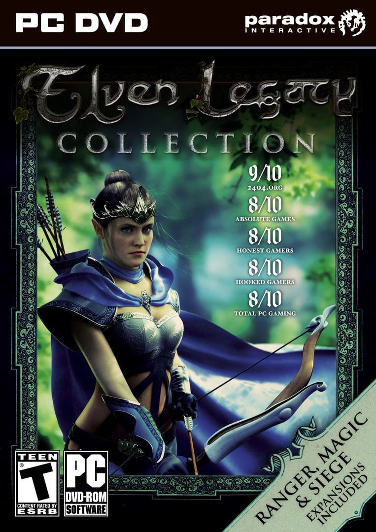 buy Elven Legacy cd key for pc platform
