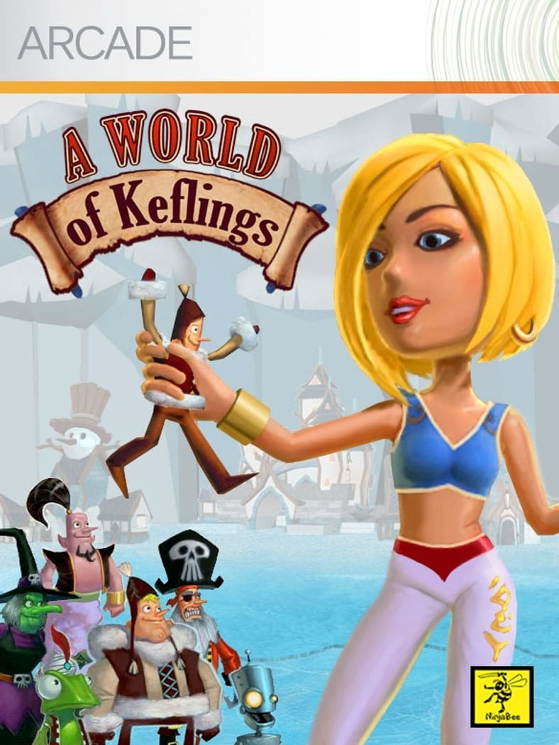 buy A World of Keflings cd key for xbox platform