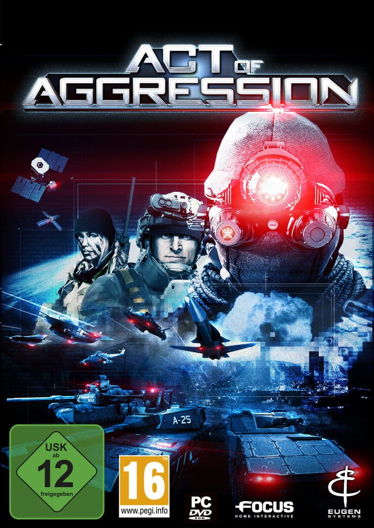 buy Act of Aggression cd key for all platform