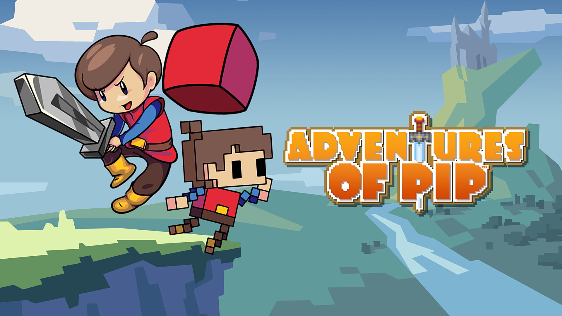 buy Adventures of Pip cd key for xbox platform
