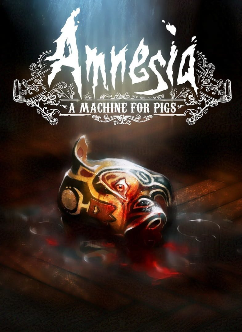 buy Amnesia: A Machine for Pigs cd key for all platform