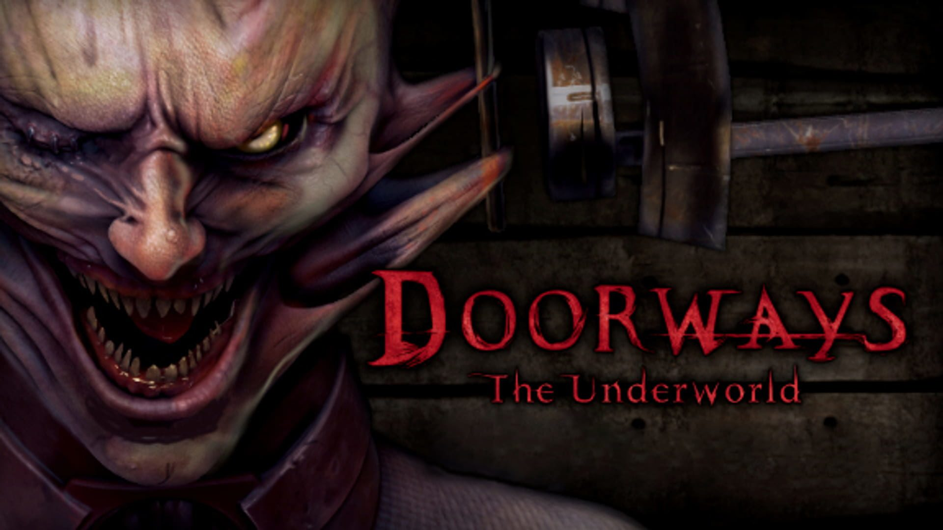 buy Doorways: The Underworld cd key for pc platform