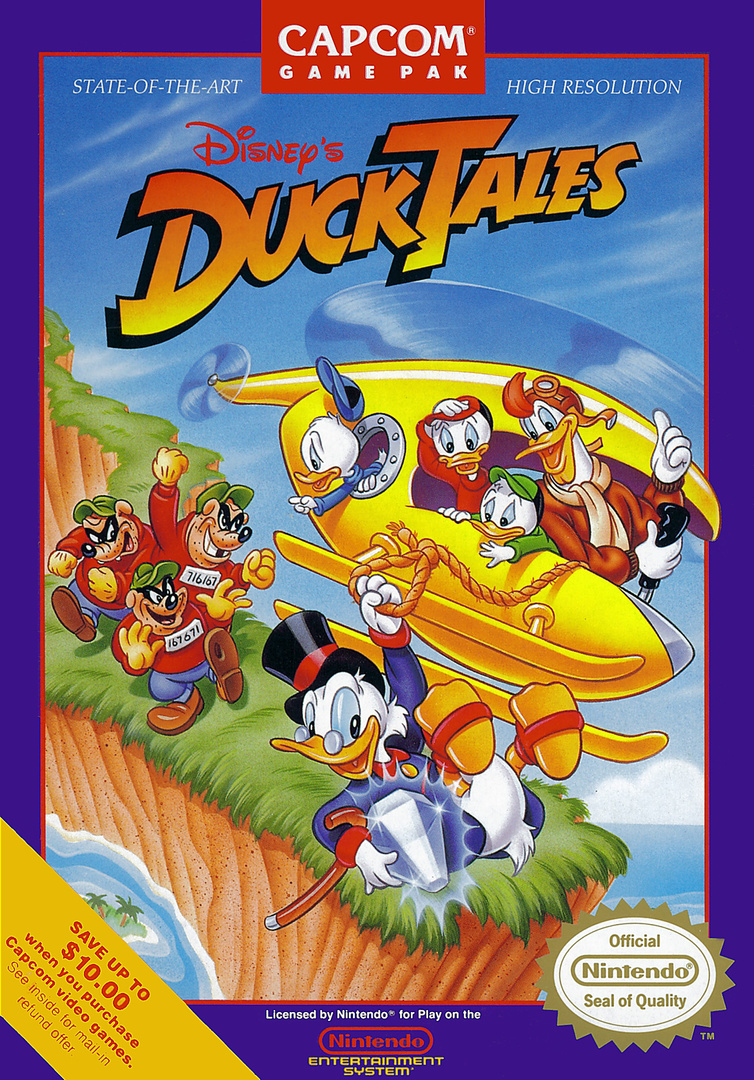 buy DuckTales cd key for pc platform