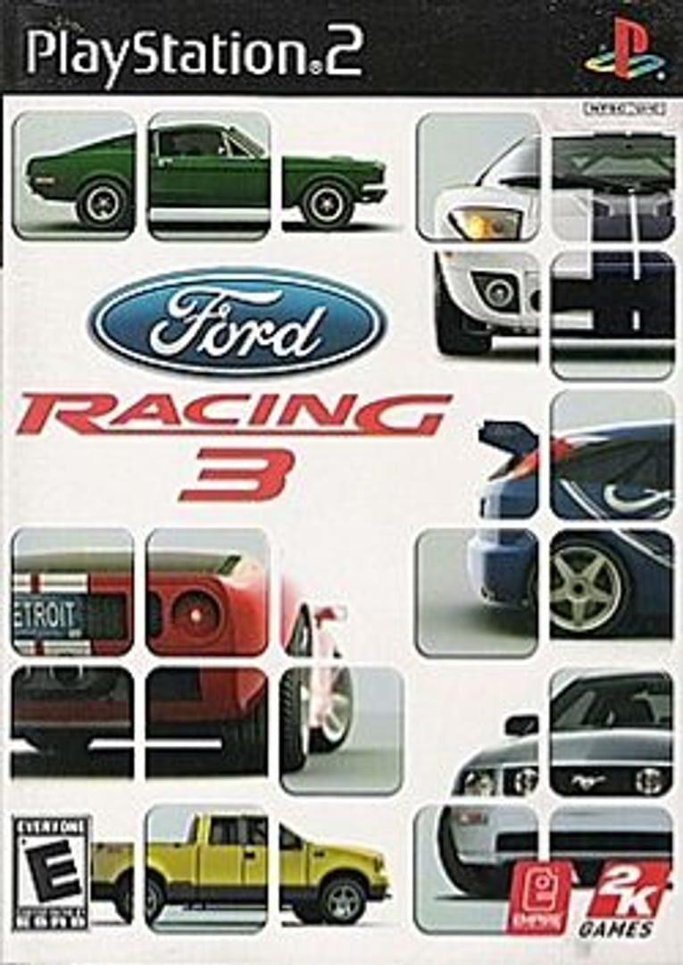 buy Ford Racing 3 cd key for pc platform