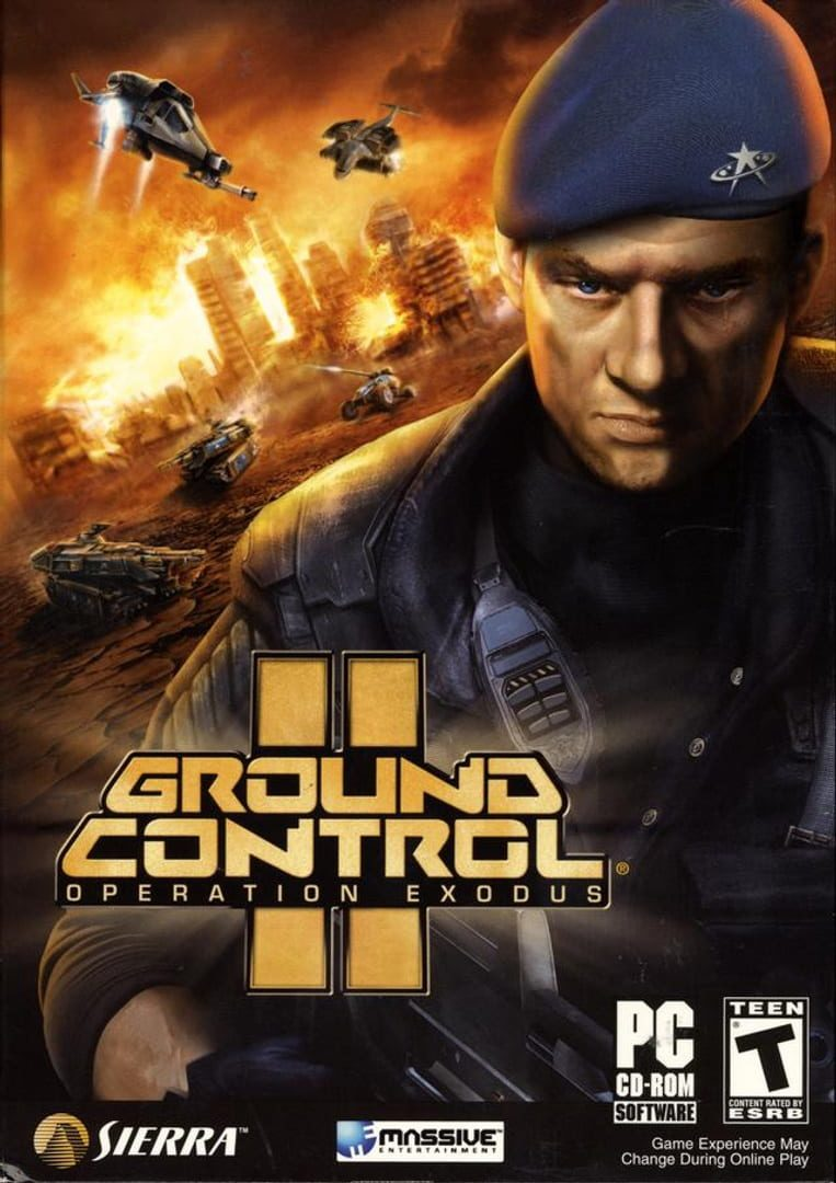 buy Ground Control II: Operation Exodus cd key for pc platform