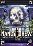 compare Nancy Drew: Legend of the Crystal Skull CD key prices