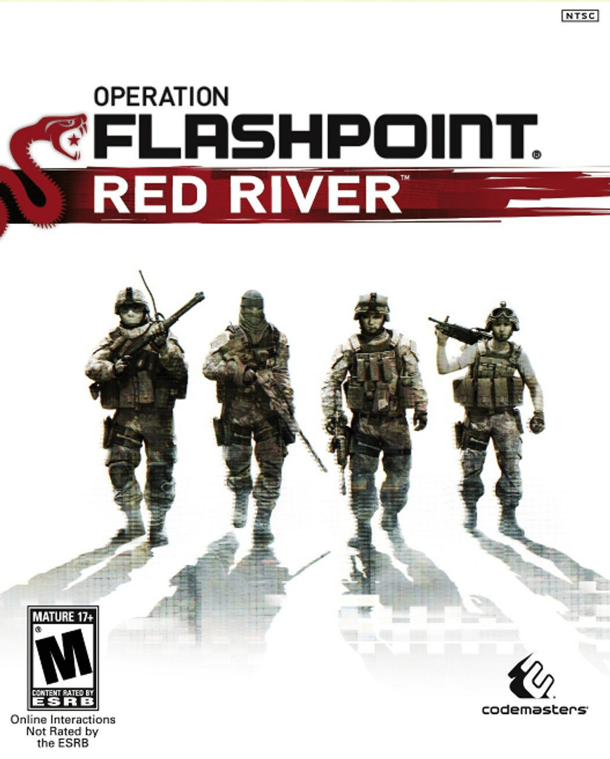 buy Operation Flashpoint: Red River cd key for all platform