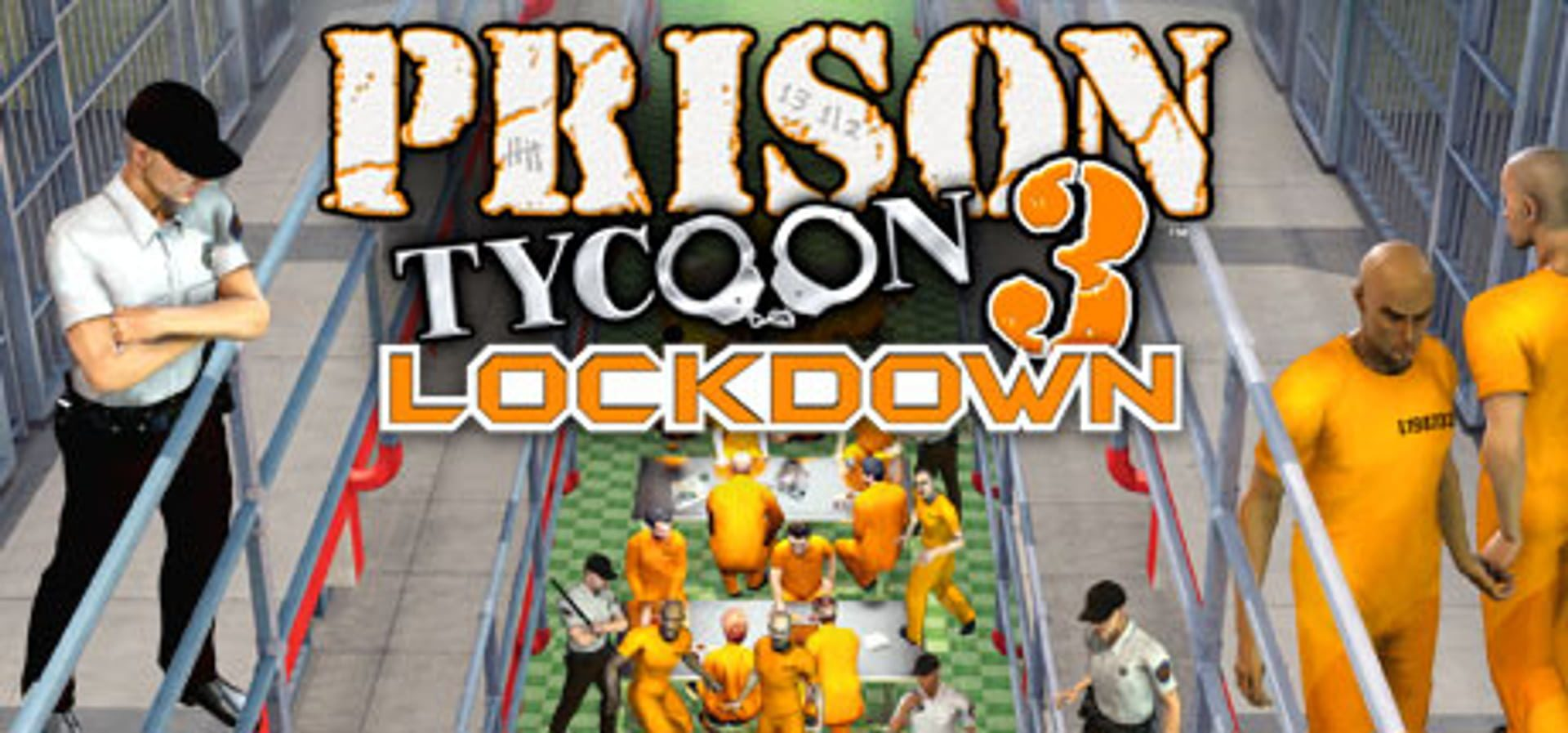 buy Prison Tycoon 3: Lockdown cd key for pc platform