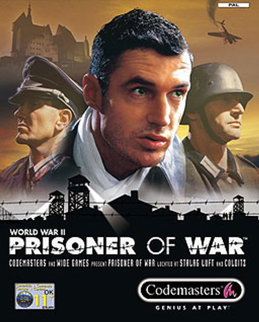 buy Prisoner of War cd key for pc platform
