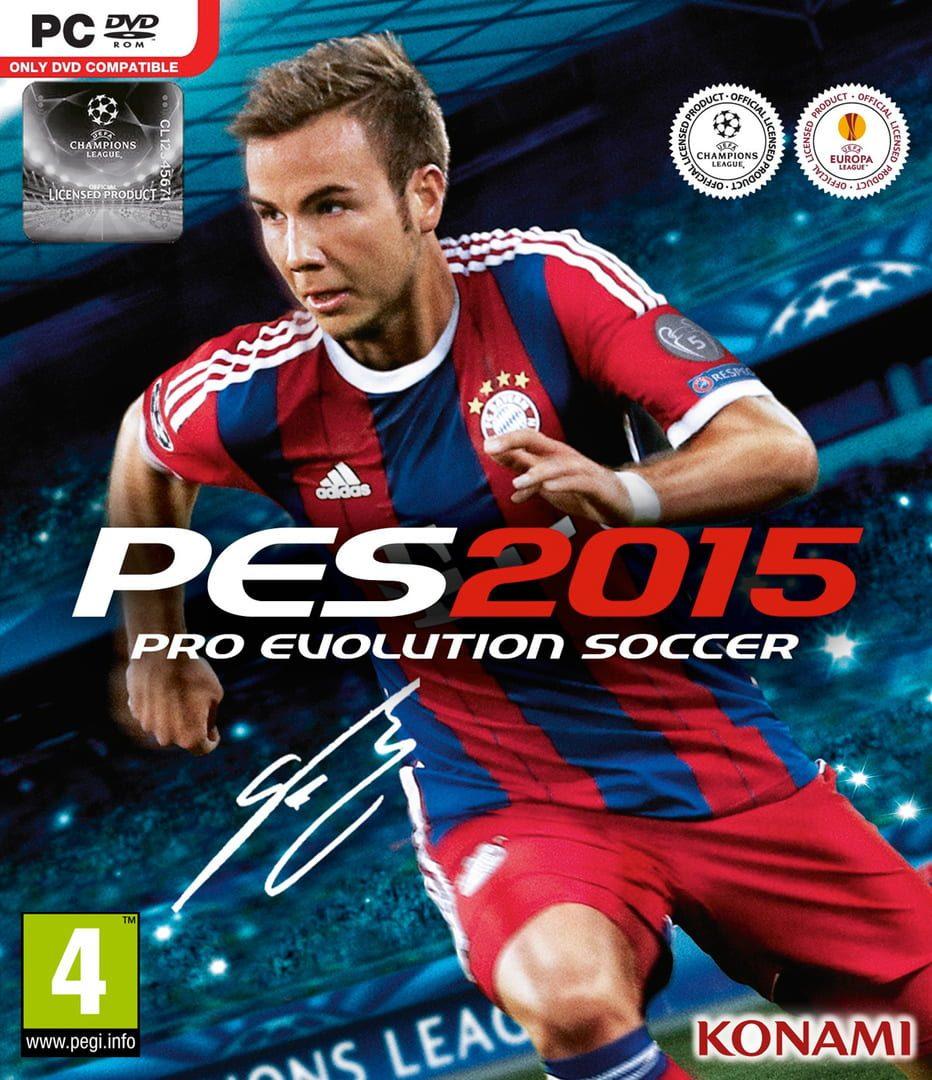 buy Pro Evolution Soccer 2015 cd key for all platform
