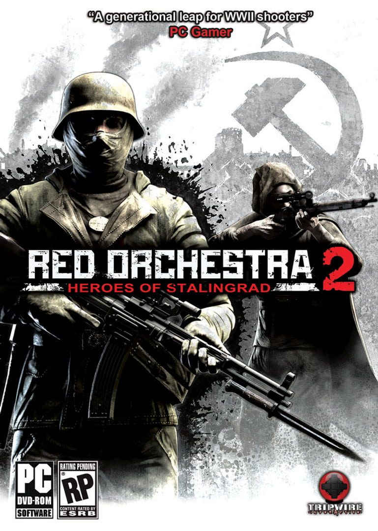 buy Red Orchestra 2: Heroes of Stalingrad cd key for all platform