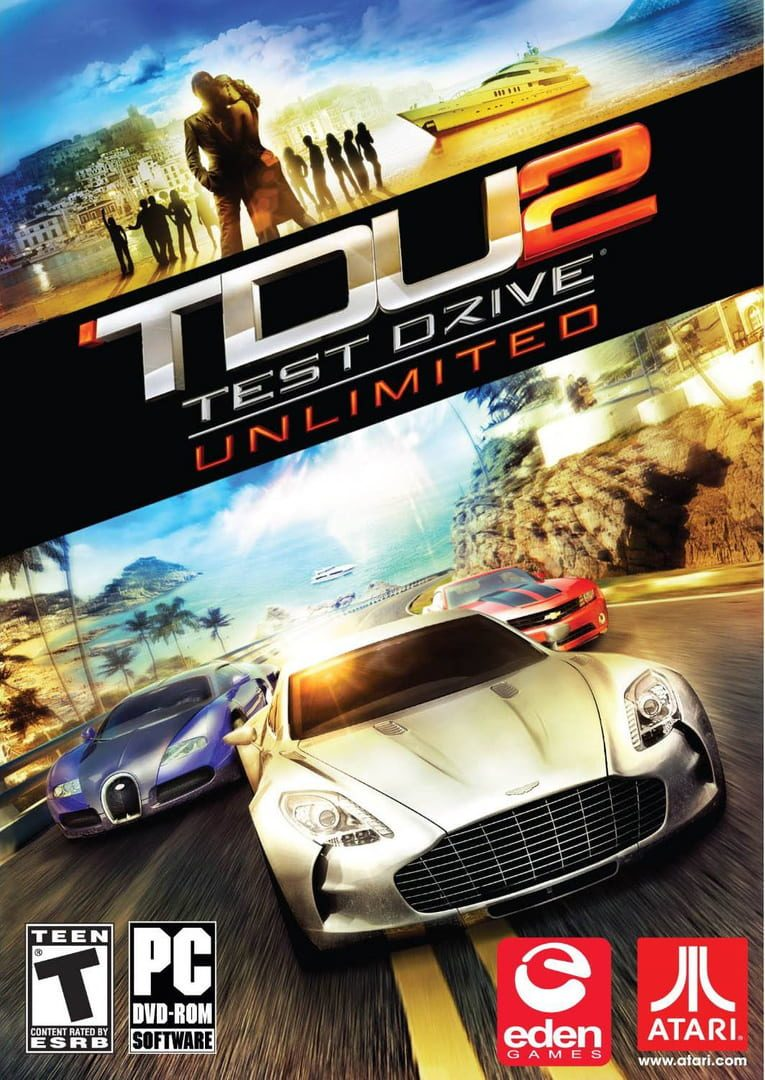buy Test Drive Unlimited 2 cd key for pc platform