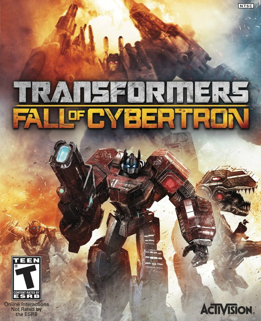 buy Transformers: Fall of Cybertron cd key for all platform
