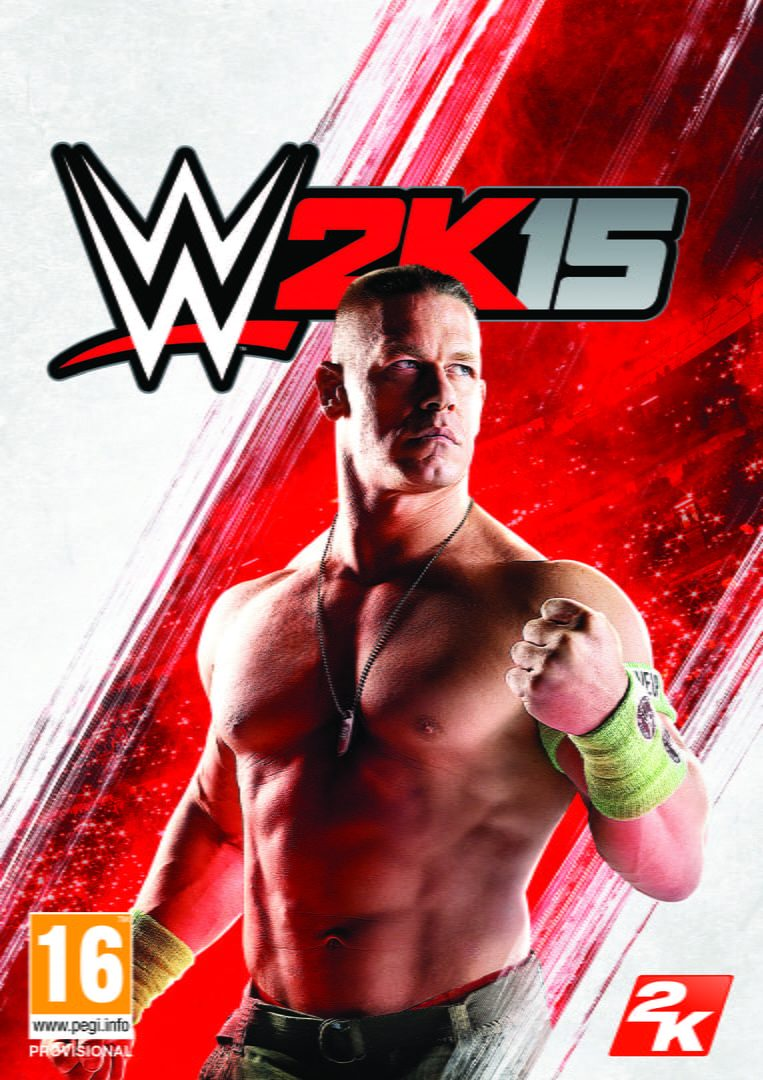 buy WWE 2K15 cd key for pc platform