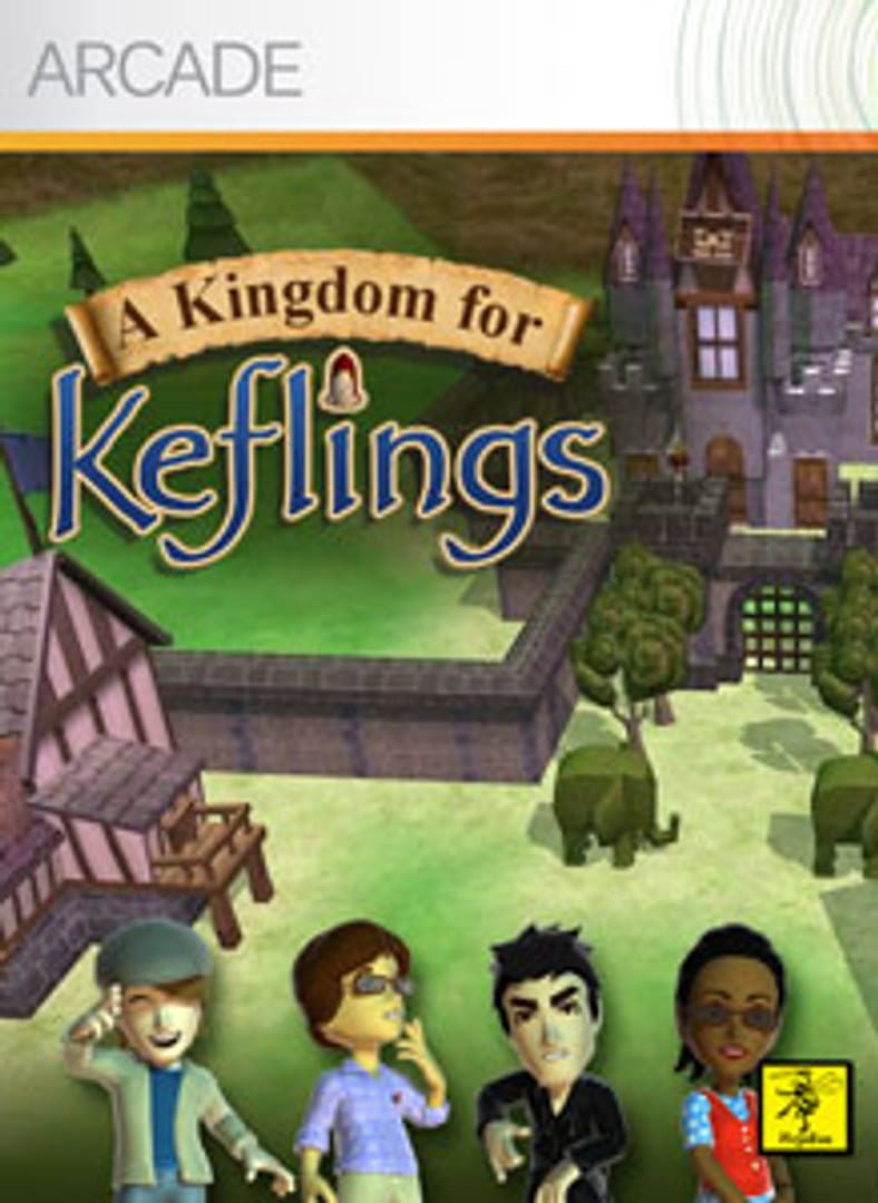 buy A Kingdom for Keflings cd key for xbox platform