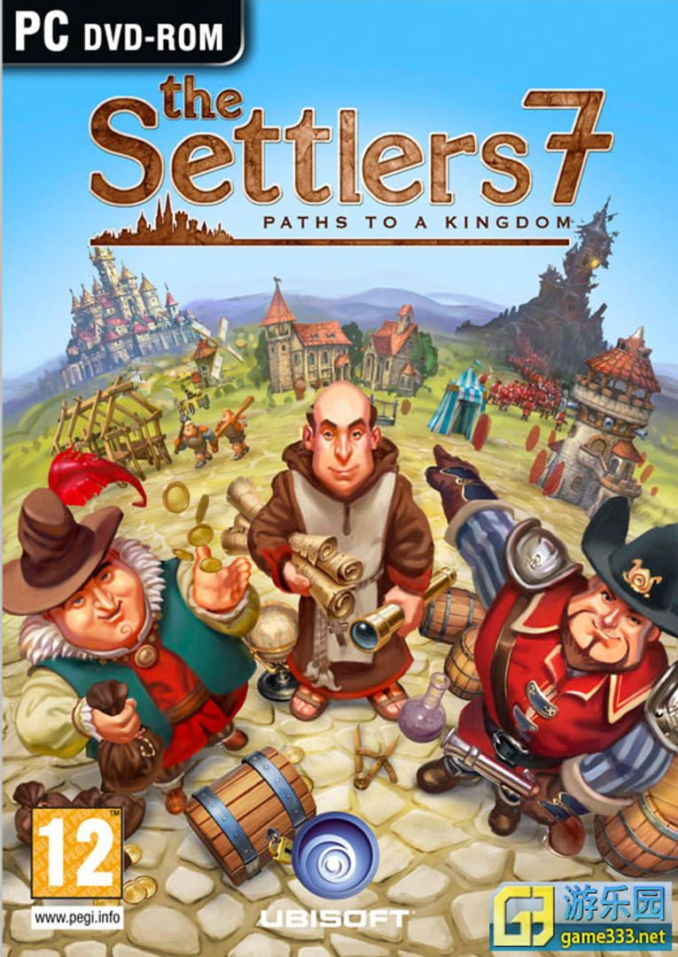 buy The Settlers 7: Paths to a Kingdom cd key for all platform