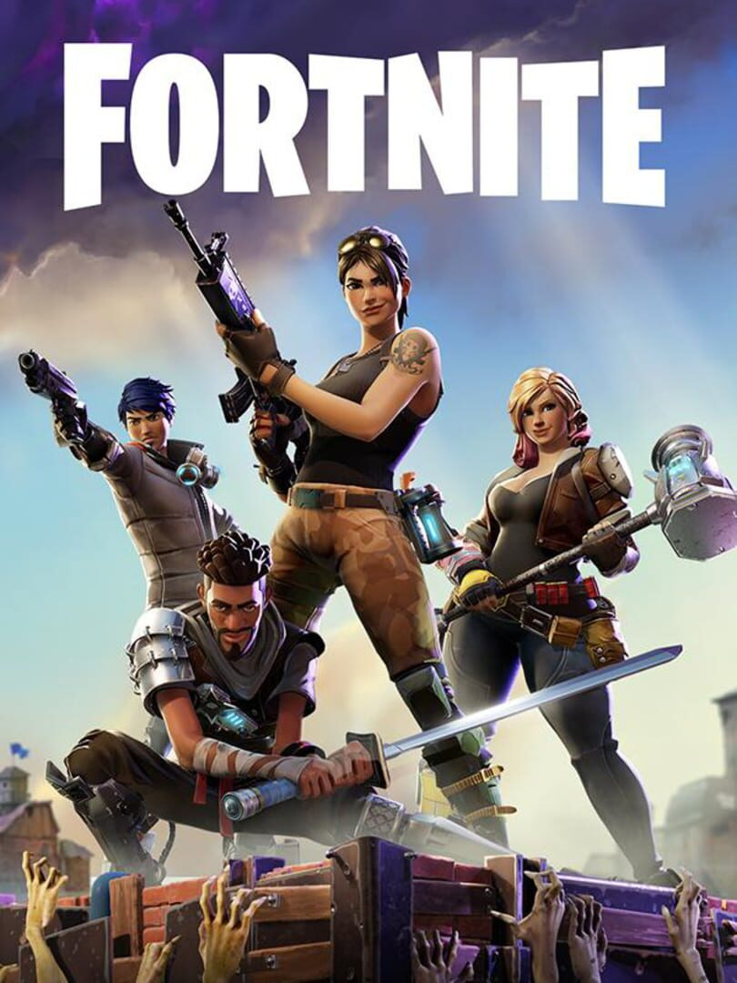 buy Fortnite cd key for all platform