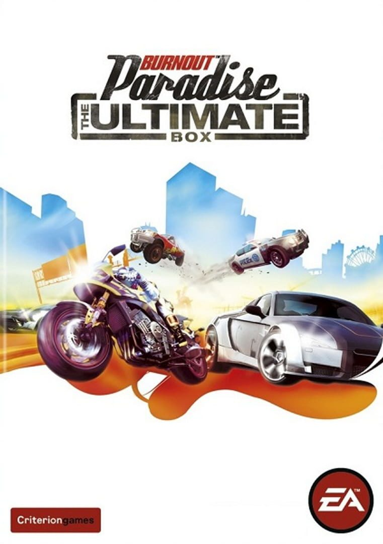 buy Burnout Paradise: The Ultimate Box cd key for all platform