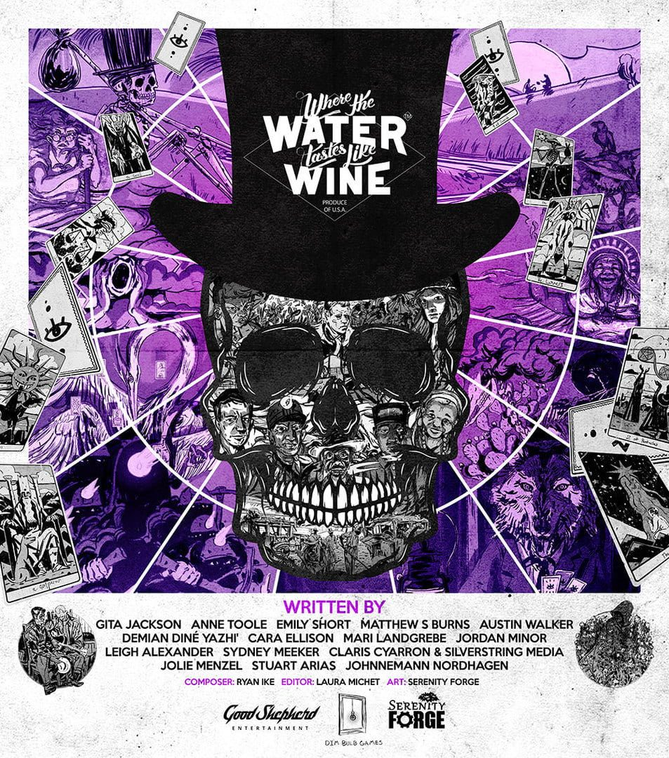 buy Where the Water Tastes Like Wine cd key for pc platform