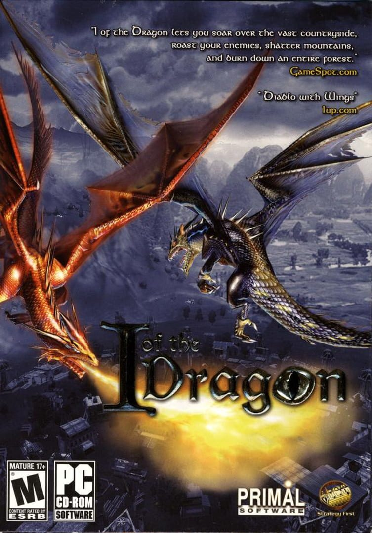 buy The I of the Dragon cd key for pc platform