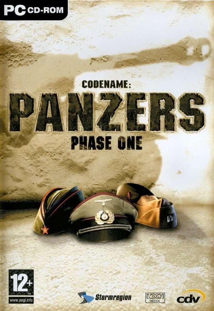 buy Codename: Panzers - Phase One cd key for all platform