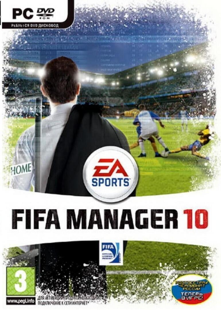 buy FIFA Manager 10 cd key for all platform