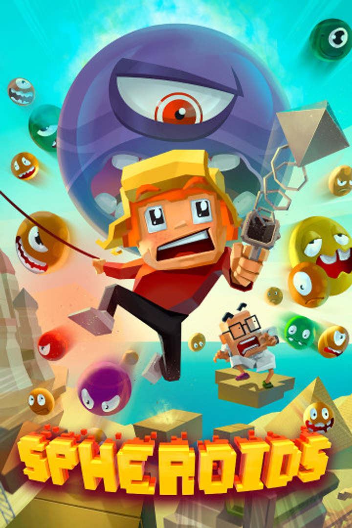 buy Spheroids cd key for all platform