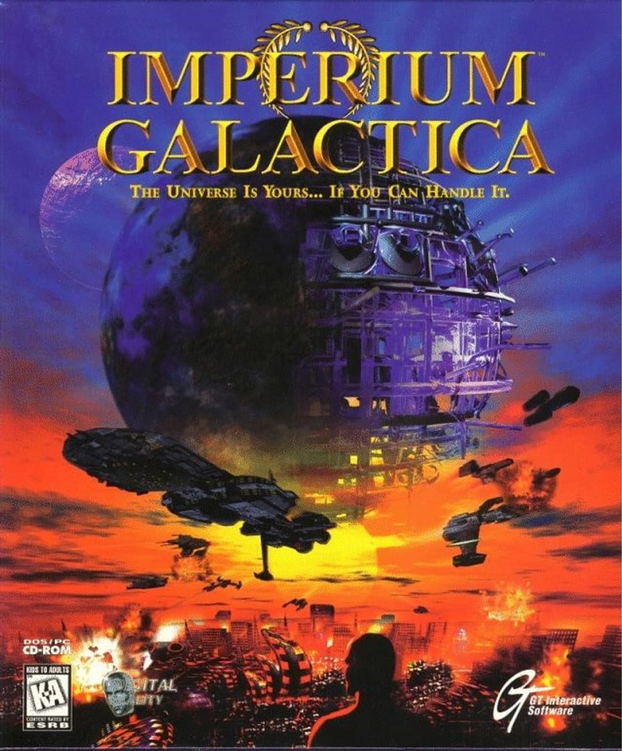 buy Imperium Galactica cd key for all platform