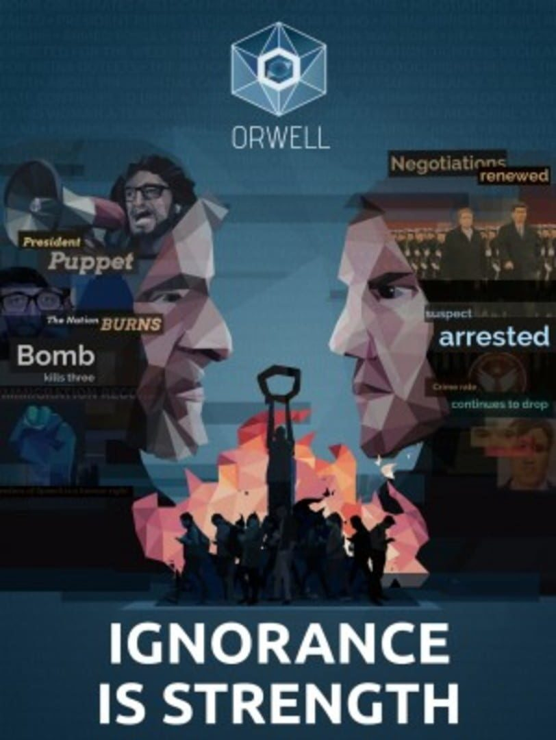 buy Orwell: Ignorance is Strength cd key for all platform
