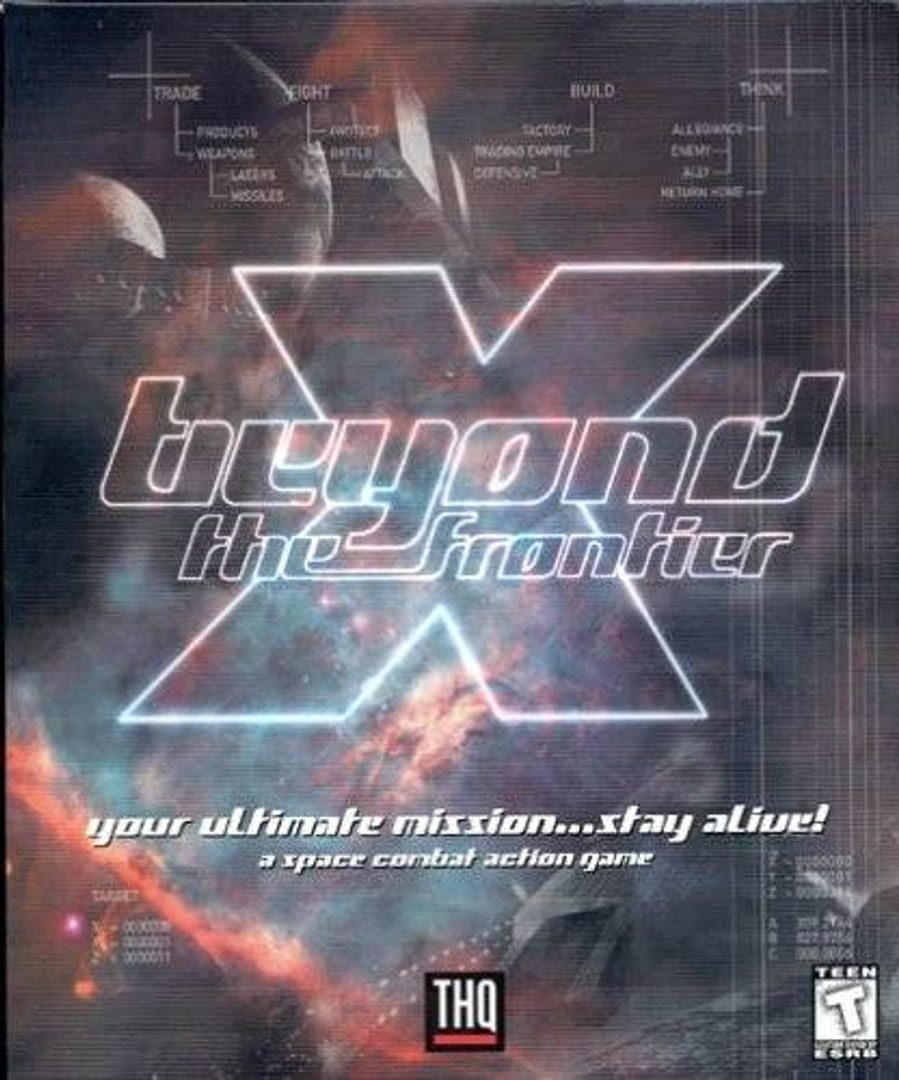 buy X: Beyond the Frontier cd key for all platform