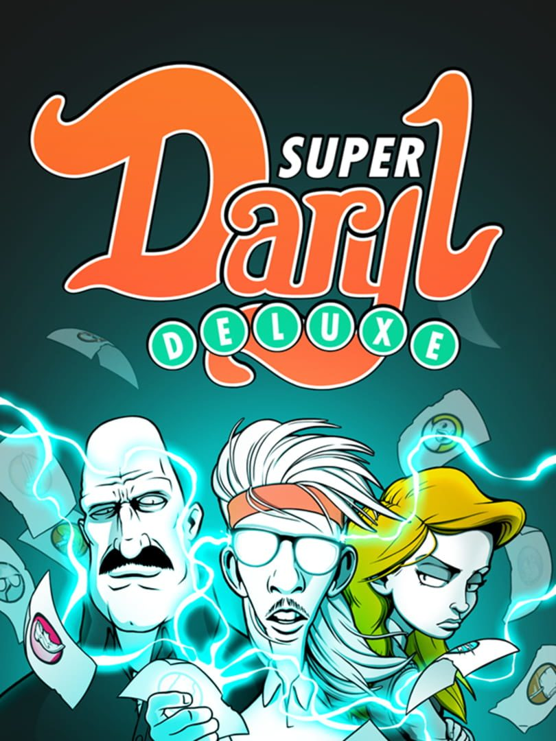 buy Super Daryl Deluxe cd key for all platform
