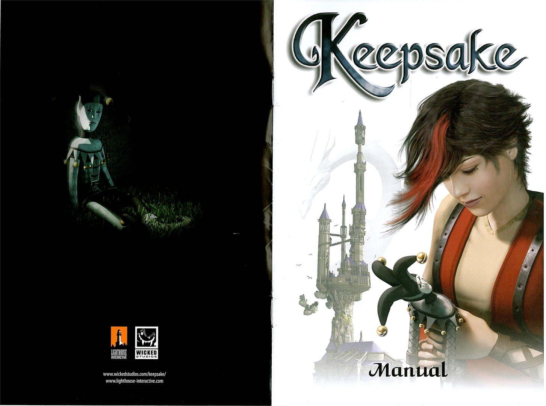 buy Keepsake cd key for all platform