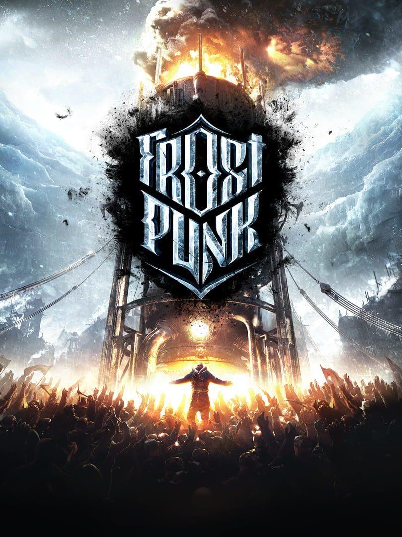 buy Frostpunk cd key for all platform