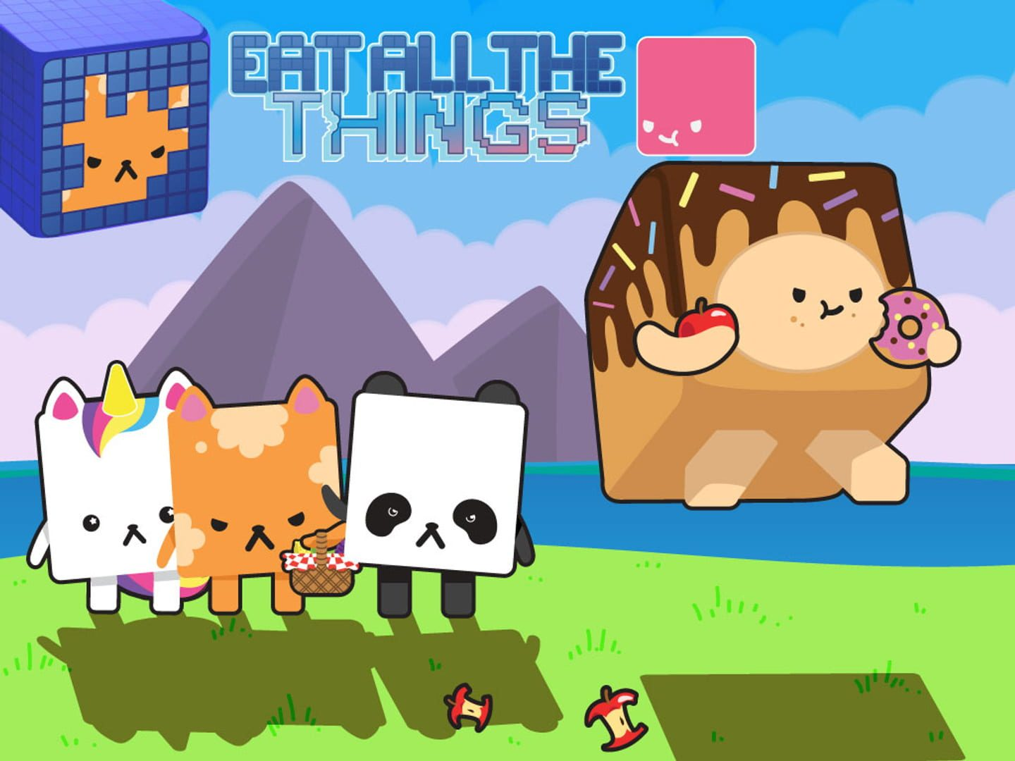 buy Eat All The Things cd key for all platform