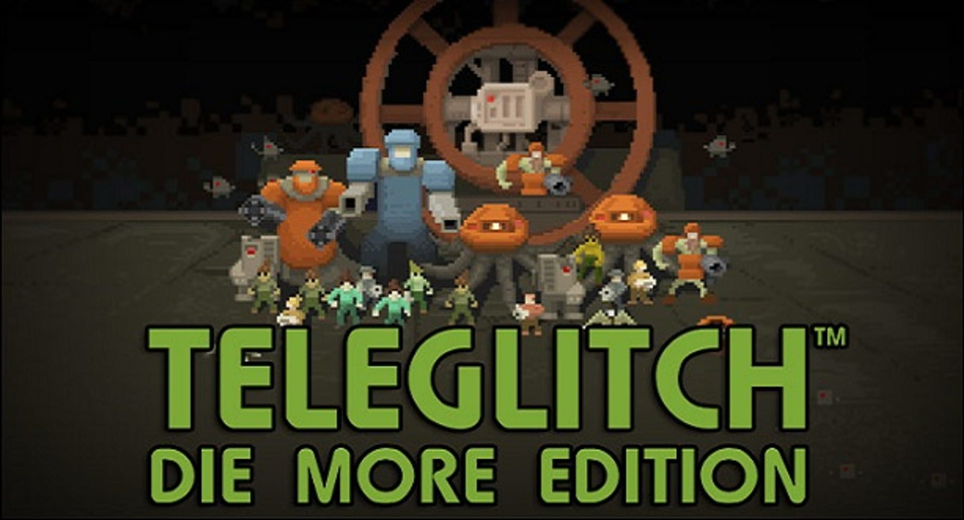 buy Teleglitch: Die More Edition cd key for all platform