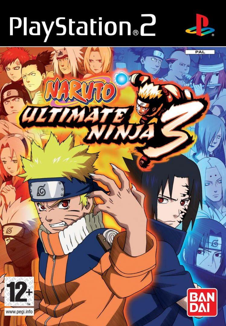 buy Naruto: Ultimate Ninja 3 cd key for all platform