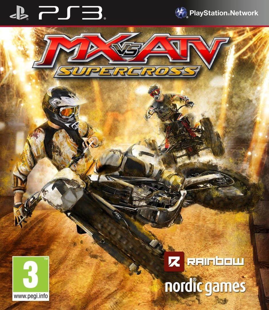 buy MX vs. ATV Supercross cd key for all platform