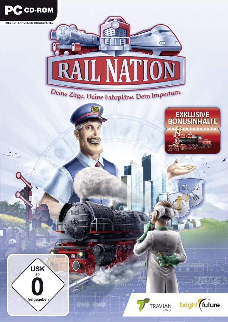 buy Rail Nation cd key for all platform