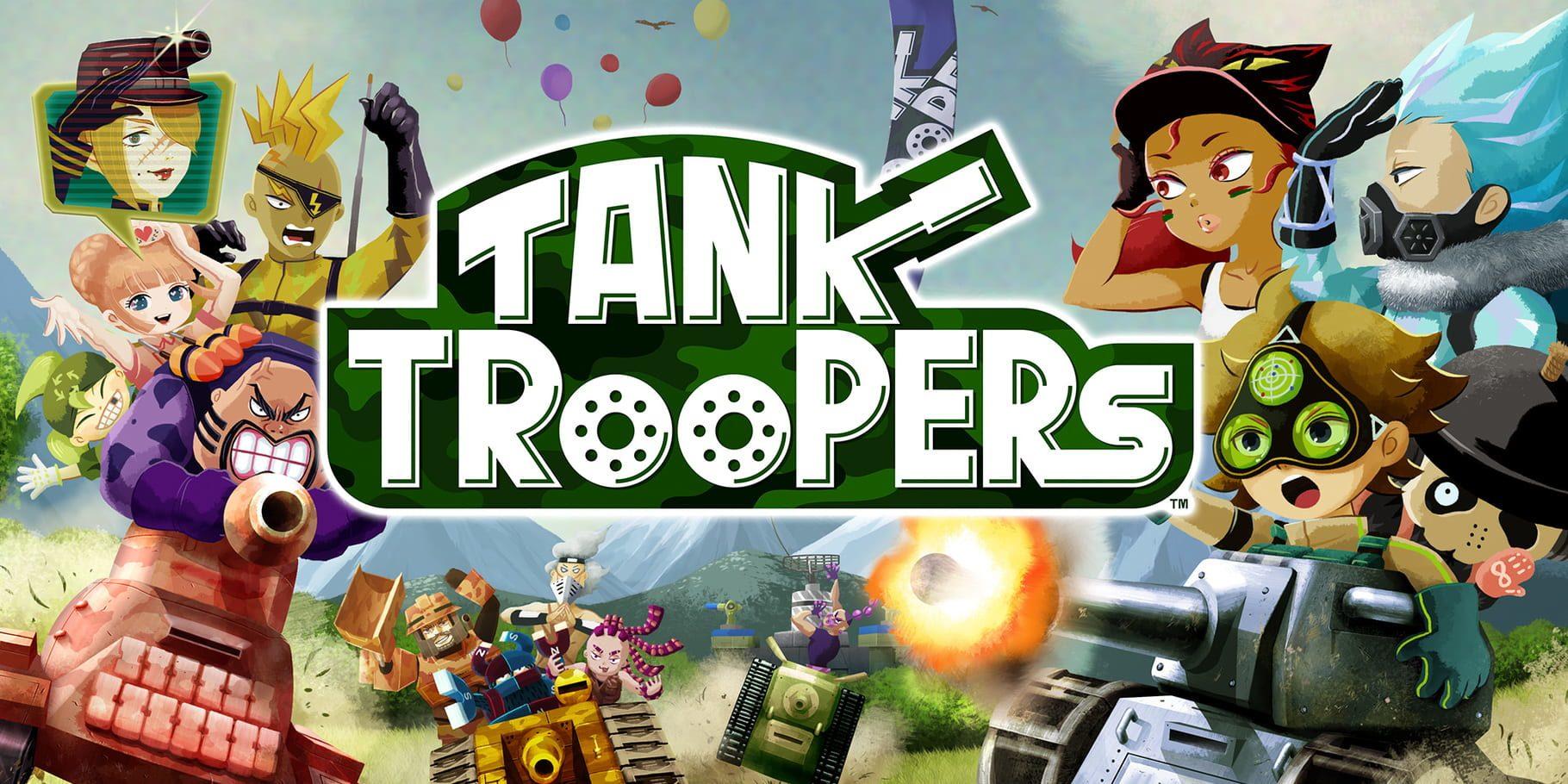 buy Tank Troopers cd key for all platform