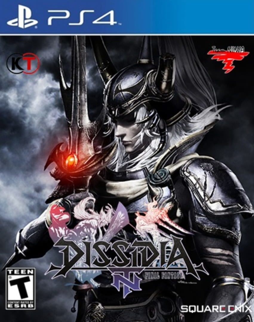 buy Dissidia Final Fantasy NT cd key for psn platform