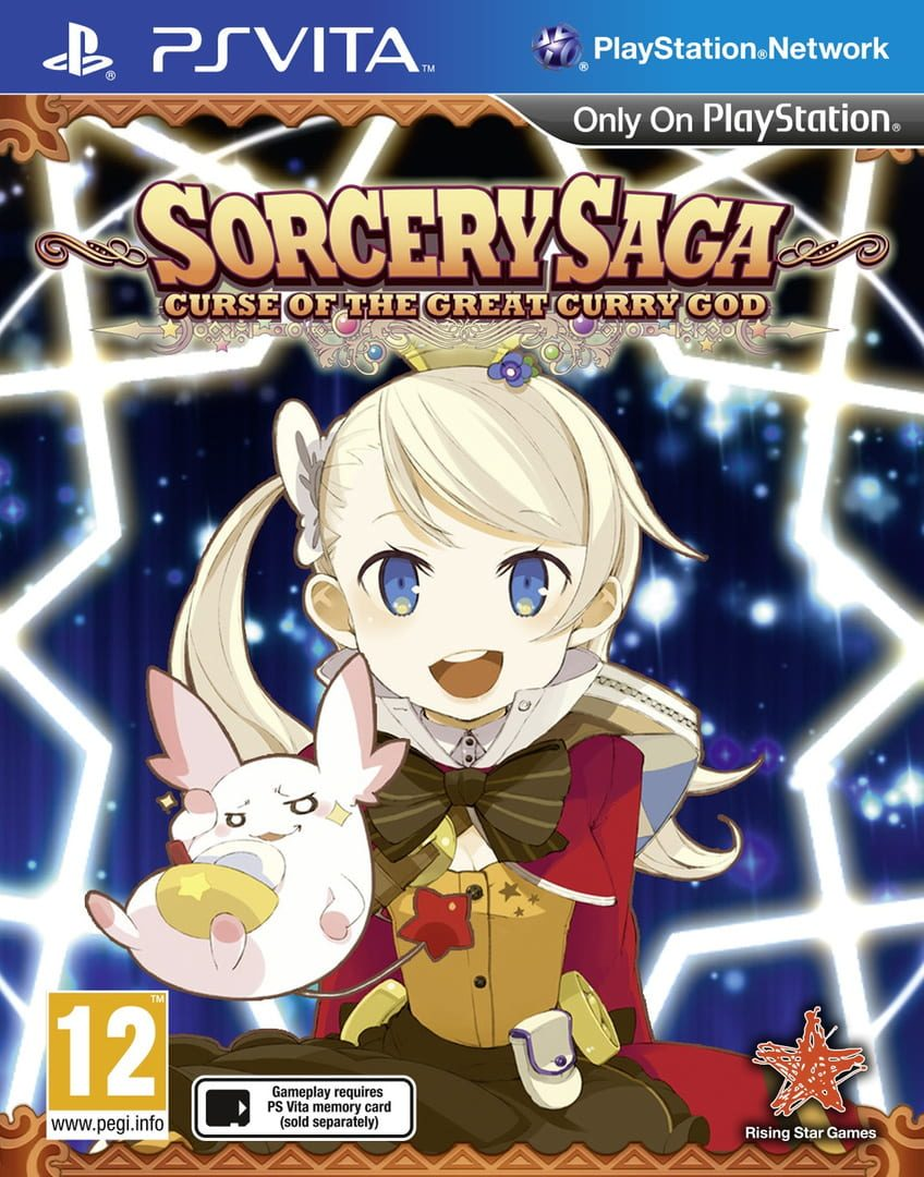 buy Sorcery Saga: Curse of the Great Curry God cd key for all platform