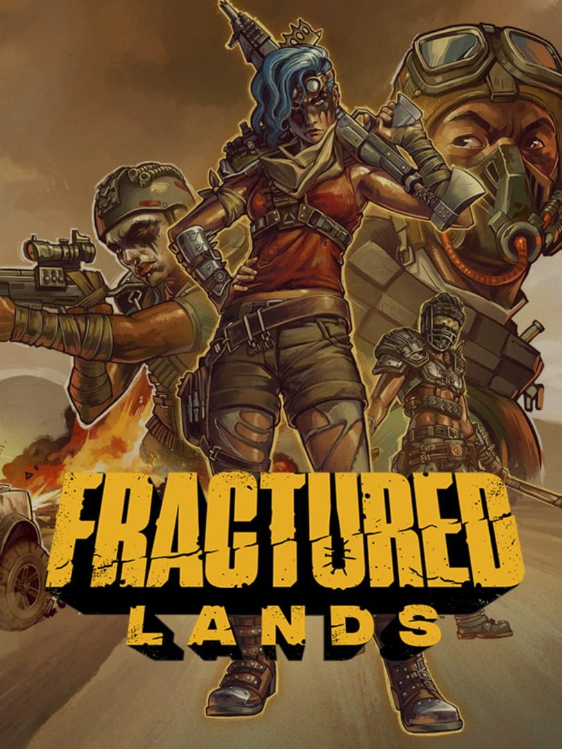 buy Fractured Lands cd key for all platform